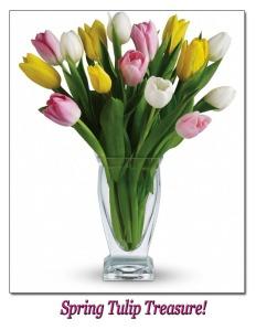 Spring Tulip Treasure