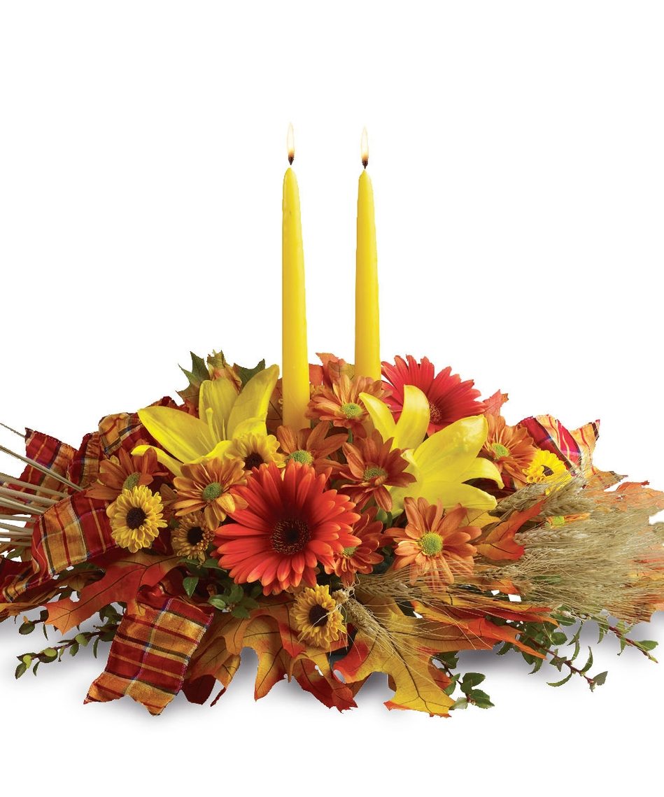 Thanksgiving centerpieces san diego