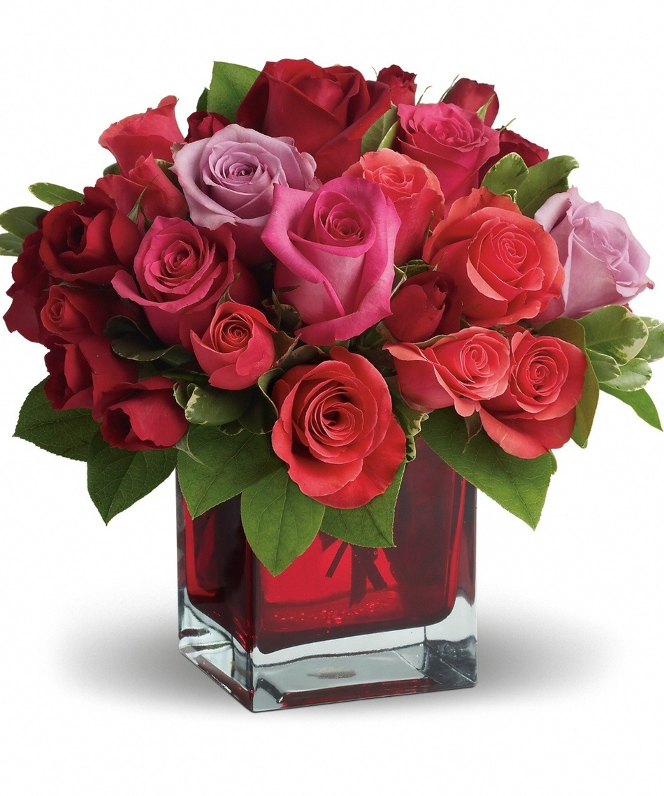 Valentine s day flower specials san diego for Buying roses on valentines day