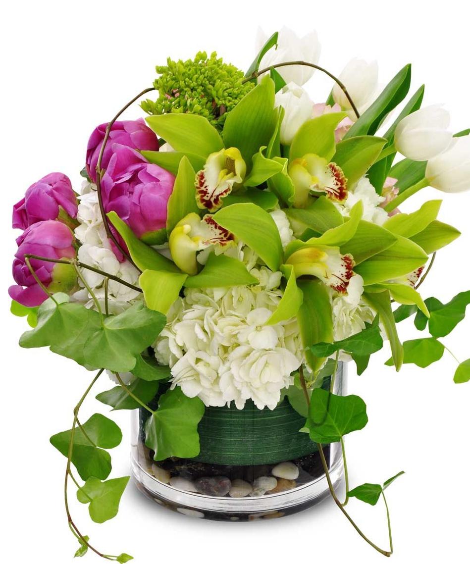 Metropolitan Designs: Sophisticated and Exotic Flower Arrangements ...