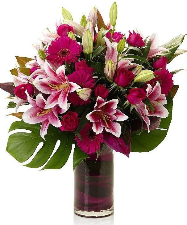 Fresh Cut Summer Flower Arrangements Add Color And Cheer