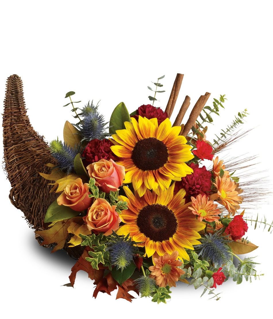 Time To Order Thanksgiving Centerpieces And Floral Gifts