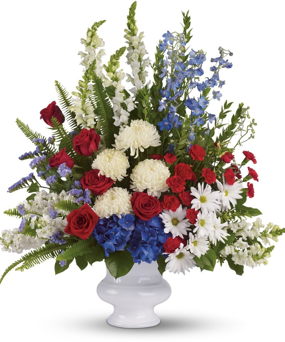 Happy Memorial Day From Allens Flowers Plants